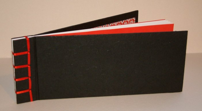 Gallery 1 of Bookmaking in Lesley and Brian's pages